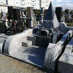墓誌へ追加彫刻、墓所の下見、リサーチなど。